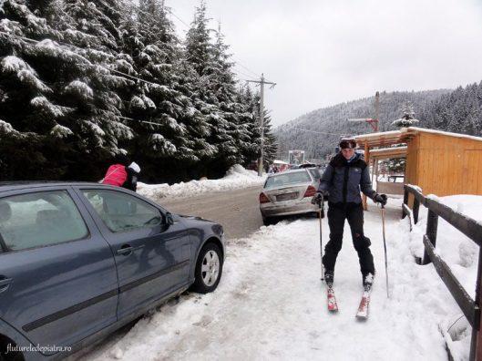 ski azuga partia sorica cazacu