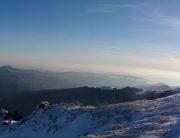 bucegi mountains ski