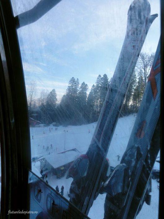 telegondola ski sinaia