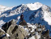 Muntii Retezat iarna alpinism