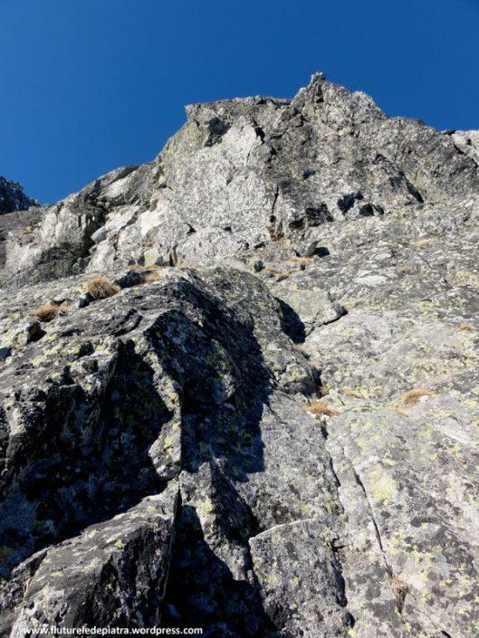 traseul creasta vulturilor, muntii retezat