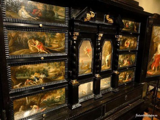 cabinet pictat renastere rubens
