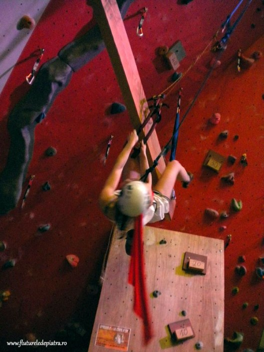 proba de dry tooling, Vertical Event