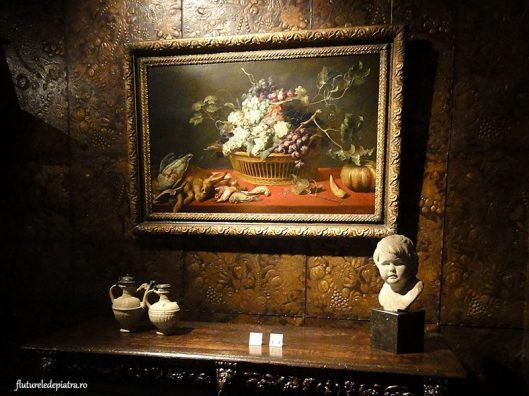 pictura natura moarta, muzeul rubens