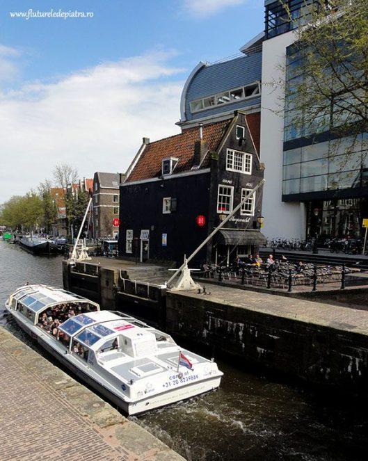 Amsterdam vaporas