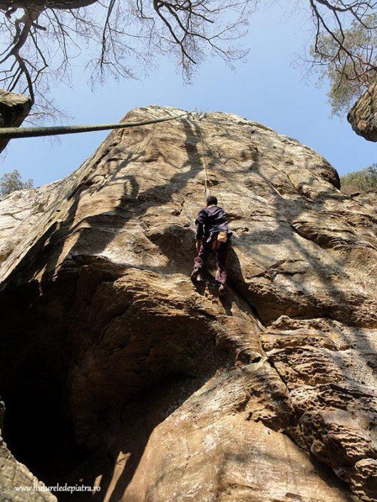 sanstone climbing Europe Luxebourg