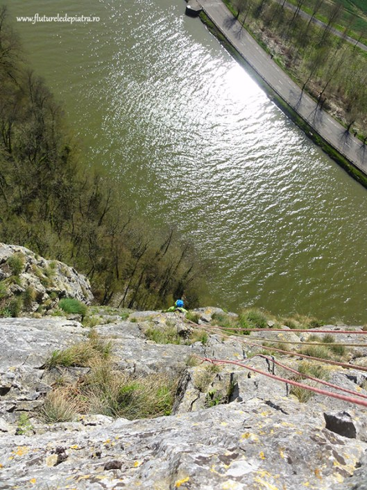 climbing freyr namur, belgium