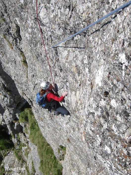 rock climbing Romania, Carpathian