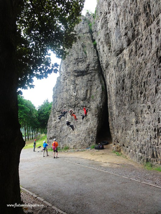 marche les dames climbing school