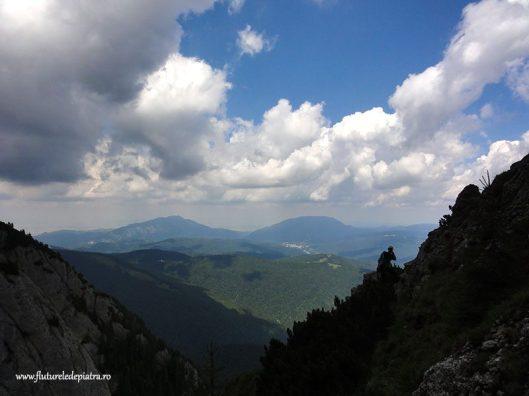 muntii bucegi panorama
