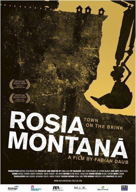 Rosia Montana movie Romania