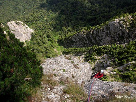 alpinism romania, alpinism bucegi