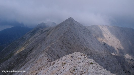 Koncheto Ridge Pirin Bulgaria