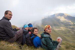 varful moldoveanu, muntii fagaras