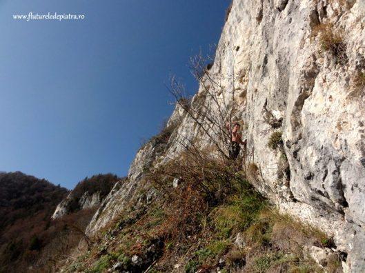 alpinism in Fata Inalta