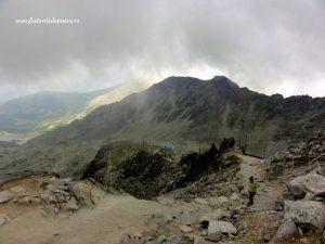 traseu turistic montan Bulgaria