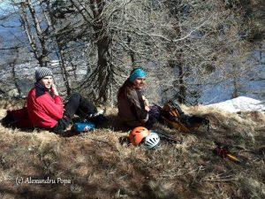picnic pe munte