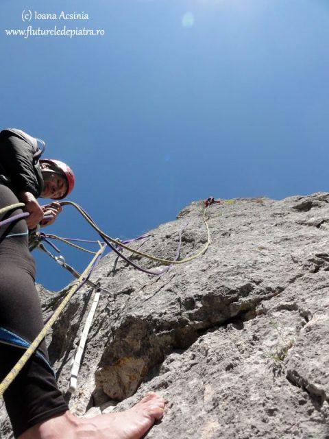 alpinism in transilvania