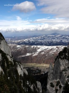 valea crapaturii, panorama piatra craiului
