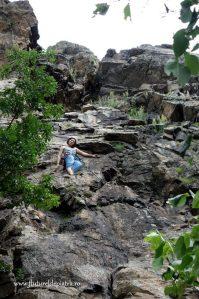 escalada pe granit romania