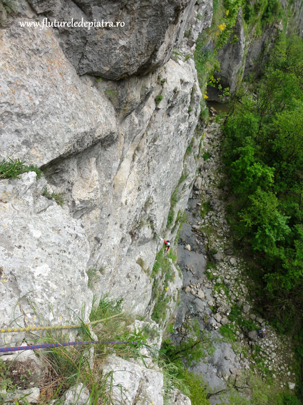 alpinism in cheile turzii
