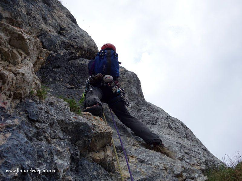 alpinism Piatra Craiului, Turnul Mare al Dianei