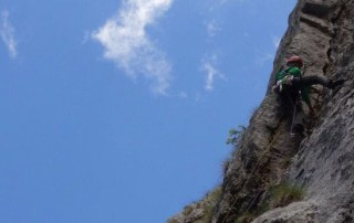 alpinism piatra craiului, romania