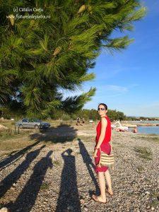 pe plaja din Starigrad, Paklenica - Croatia