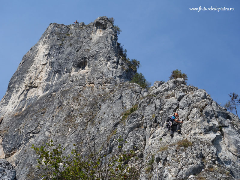 catarare alpinism bicaz