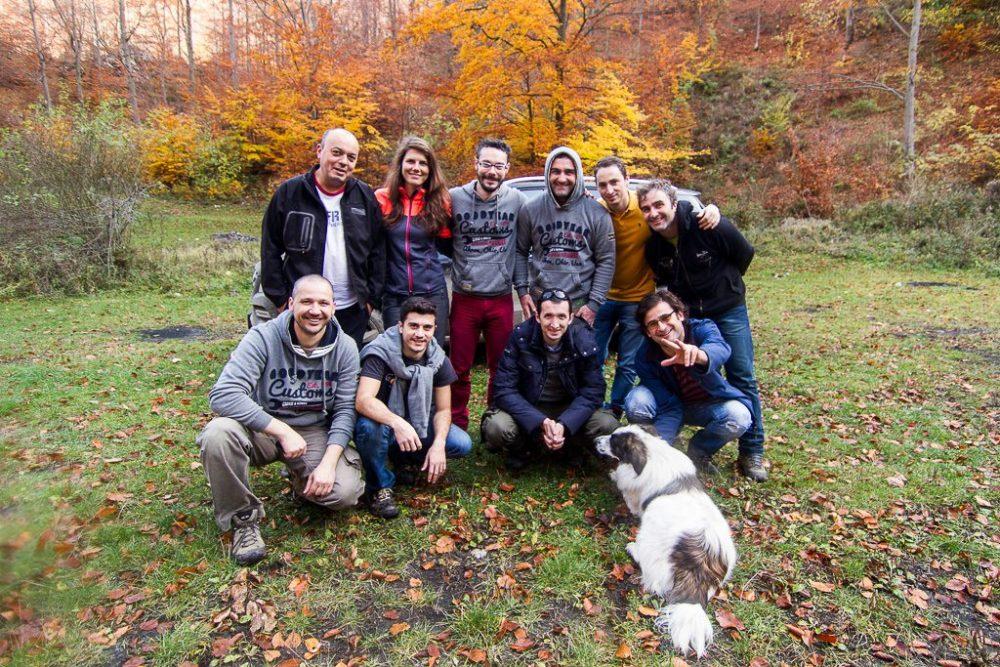 echipa de bloggeri