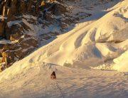 gresind traseul_Mont Blanc du Tacul
