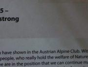 club alpin austriac membru