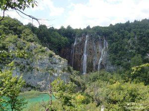 parcul national plitvice vara