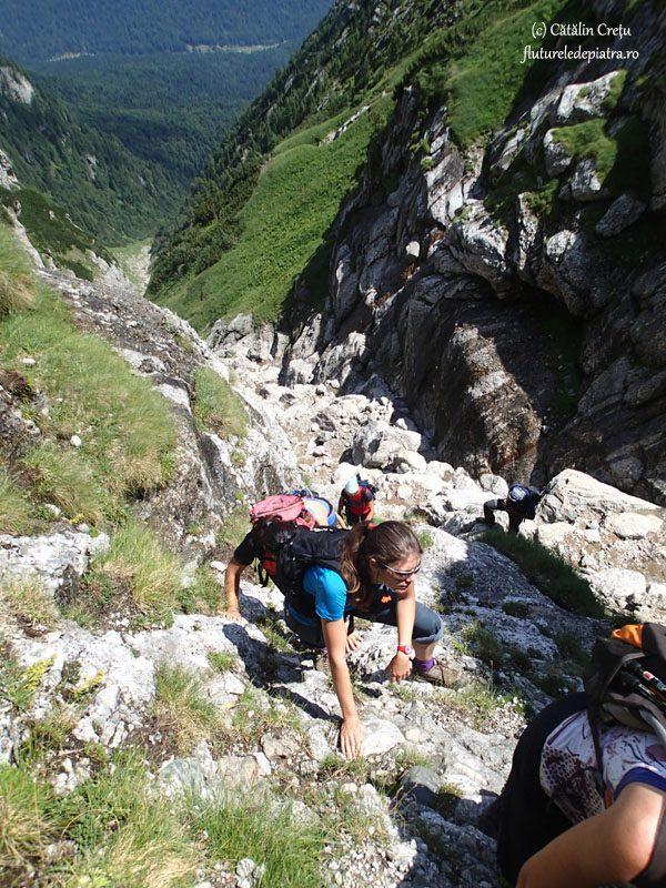 tura în muntii carpati romania