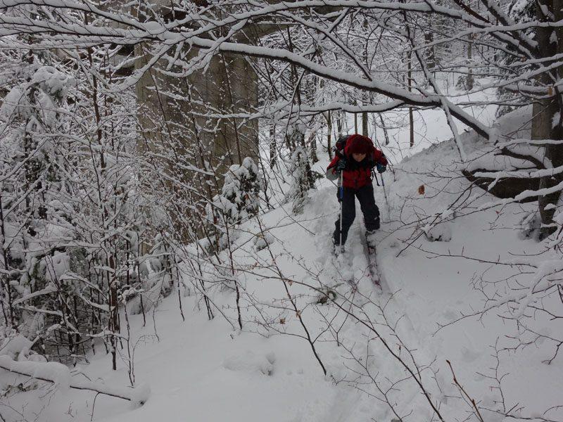 schi de tură sinaia