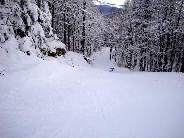 schi de tură muntii bucegi