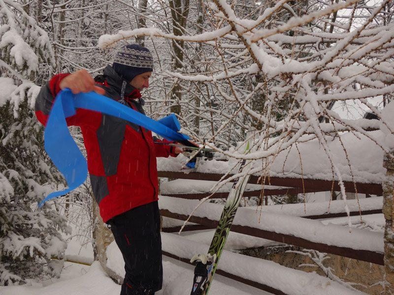 schi de tura cota 1400