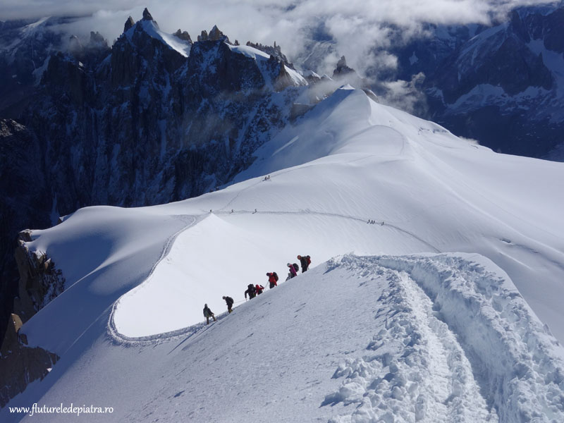 alpinism franta alpi