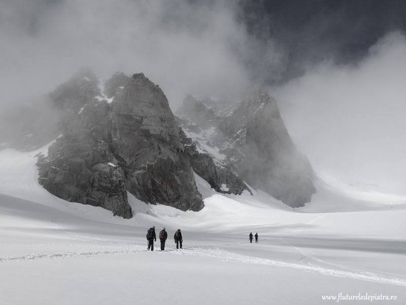 alpinism zona mont blanc