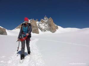 traverse of pointe lachenal_mont blanc (42)