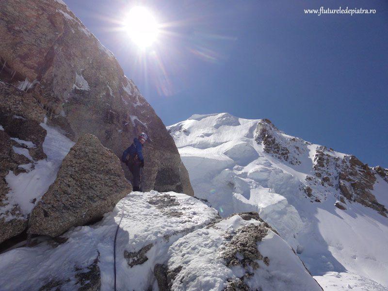 alpinism alpi franta traseu incepatori