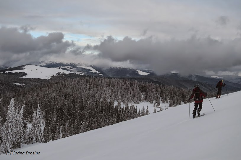ski de tura romania transalpina