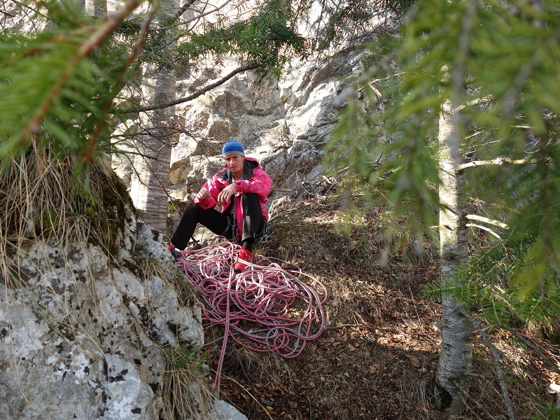 traseul exodus_alpinism cheile risnoavei