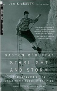 gaston rebuffat starlight and storm