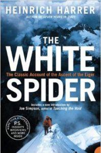 paianjenul alb carte alpinism