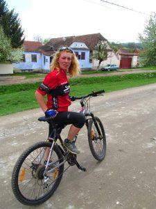 iuliana enache interviu ture bicicleta