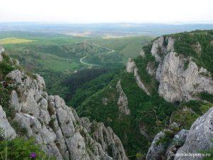 pestera ungureasc asi panorama cheile turzii