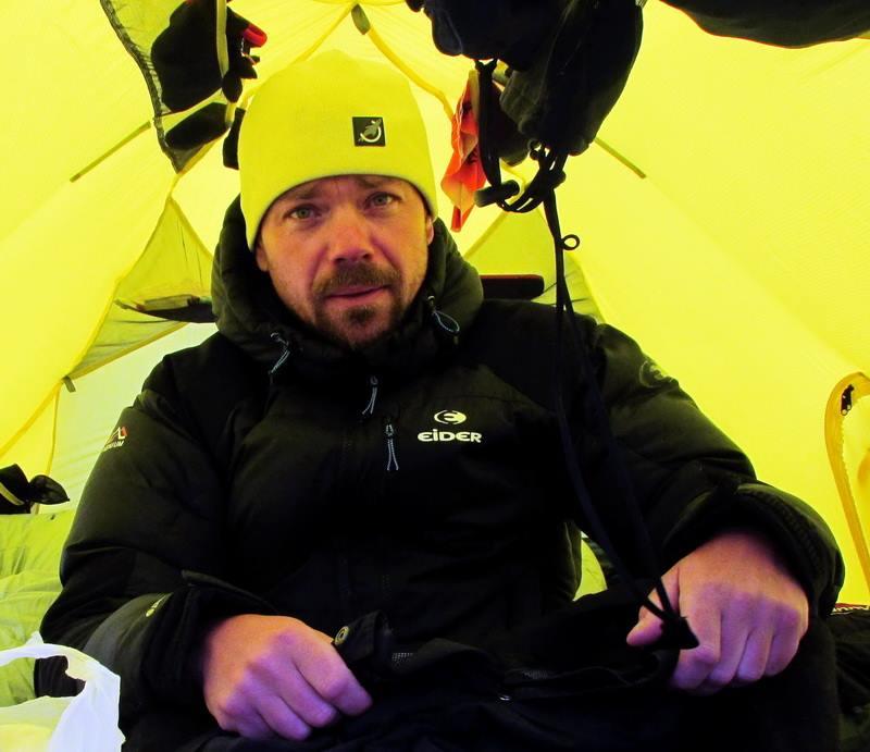 profil Marian Anghel, interviu alpinism