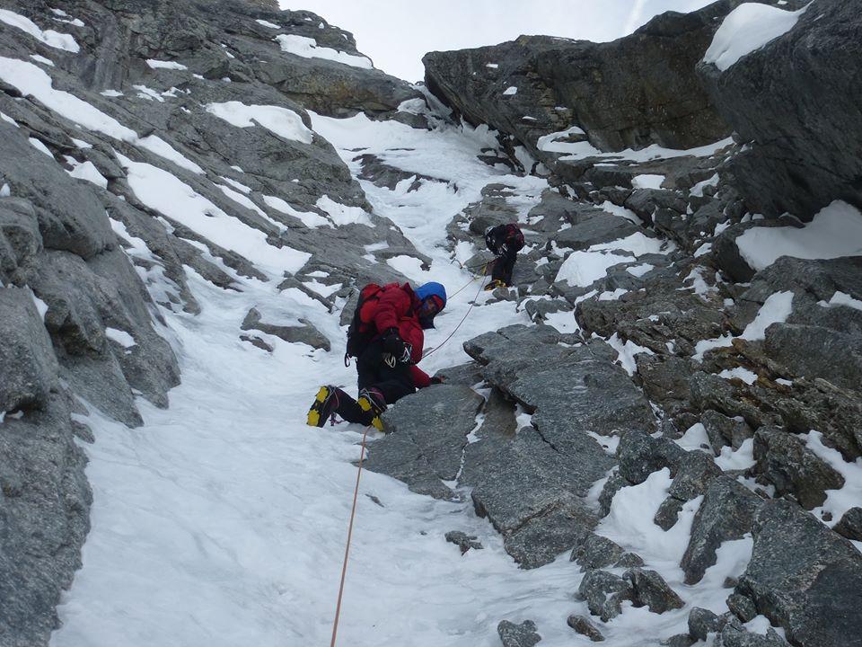 interviu daniel burcea, burcica, alpinsim in Alpi