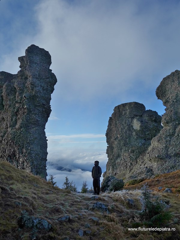 de vorbă cu cei 12 apostoli, Munții Călimani